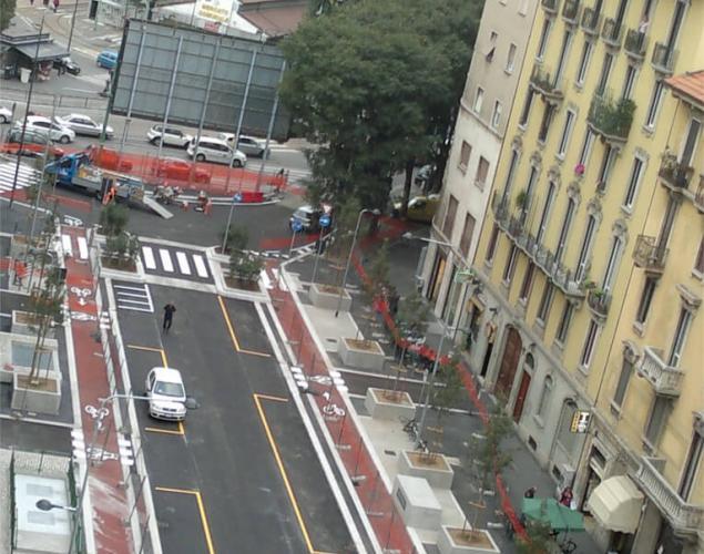 segnaletica stradale - area urbana